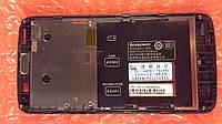 Lenovo A820 средняя часть б\у