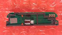 Lenovo A820 плата нижняя оригинал б\у