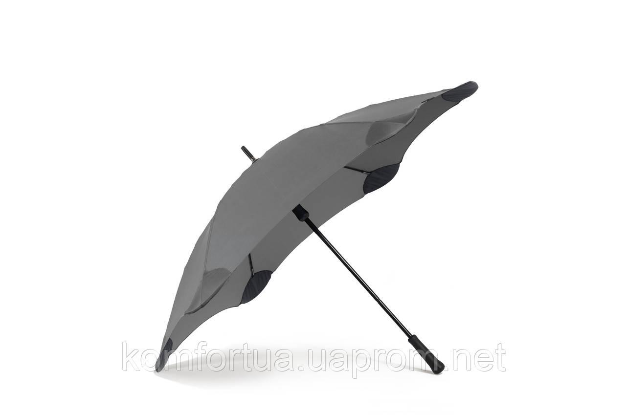 Зонт-трость Blant Classic Charcoal механический