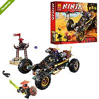 Конструктор Lego Ninja Земляной Внедорожник Коула 10524, Лего Ниндзя горный внедорожник 10524