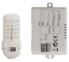 Пульт дистанционного управления освещением двухканальный