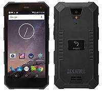 Защищенный смартфон Sigma mobile X-treme PQ24 Black 1/8gb 5000 мАч MediaTek МТК6580