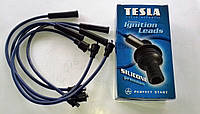 Провода свечные Ваз 2101-2107  Tesla синие (TS T355S), фото 1