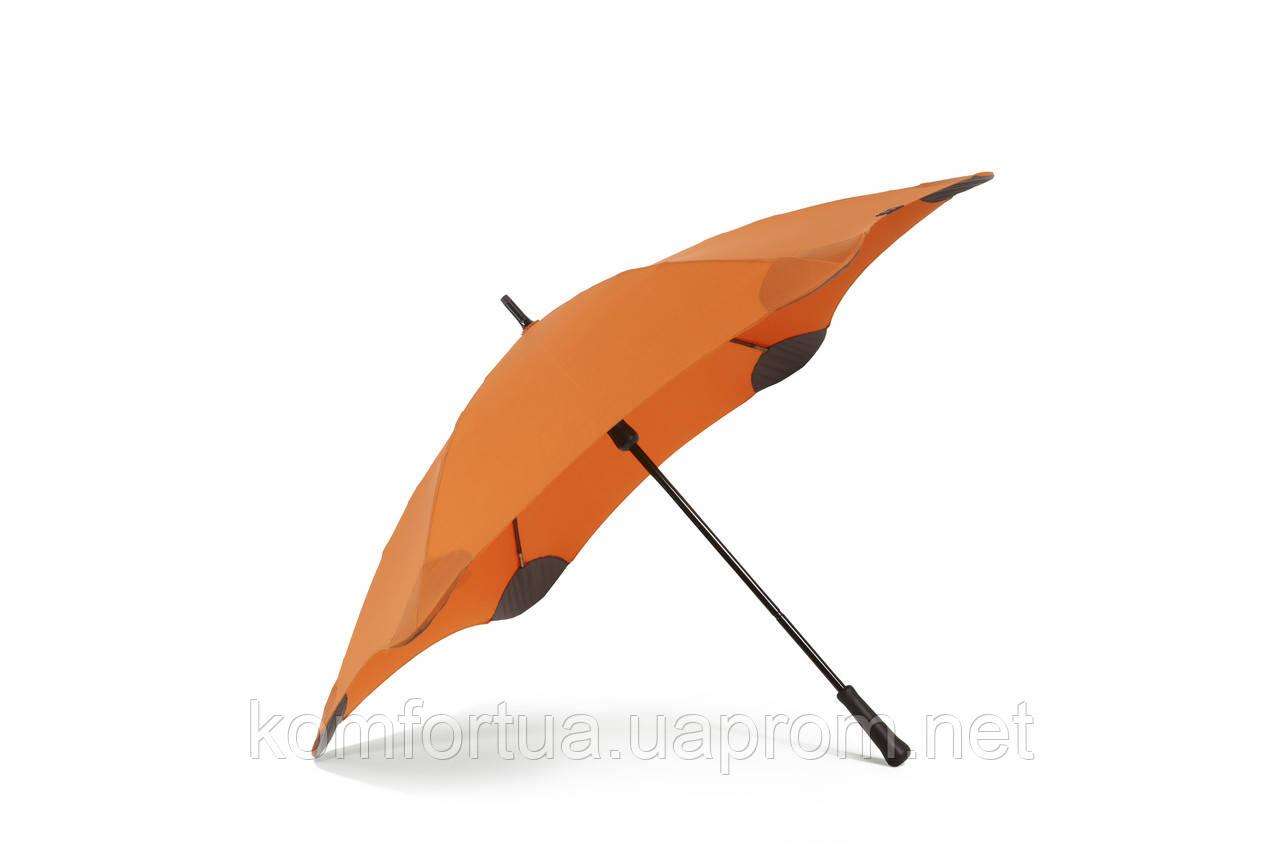 Зонт-трость Blant XL Orange механический