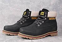 Ботинки женские Caterpillar D2431 черные