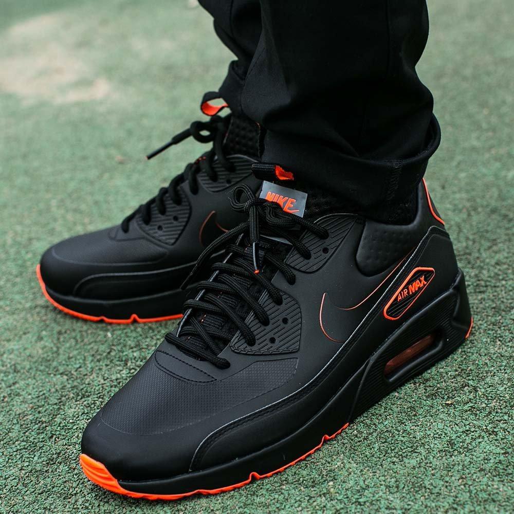 31df20bb Оригинальные мужские кроссовки Nike Air Max 90 Ultra MID Winter, фото 1