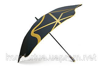 Зонт-трость Blant Golf G1 Yellow механический