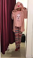 Женская пижама троечка TM Massana