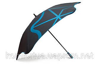 Зонт-трость Blant Golf G2 Blue механический