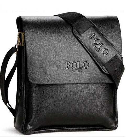 Мужская сумка через плечо Polo Videng. Оригинал!