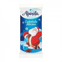 Шоколад молочный Alpinella  90г Польша