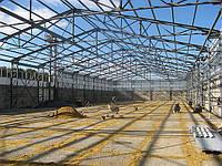Ангары. Склады. Навесы. Зернохранилища. Металлоконструкции  Луганск