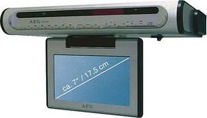 Телевизор AEG 4845 CTV LCD DVB-T/TV/DVD