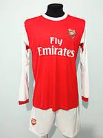 Футбольная форма длинный рукав взрослая Arsenal