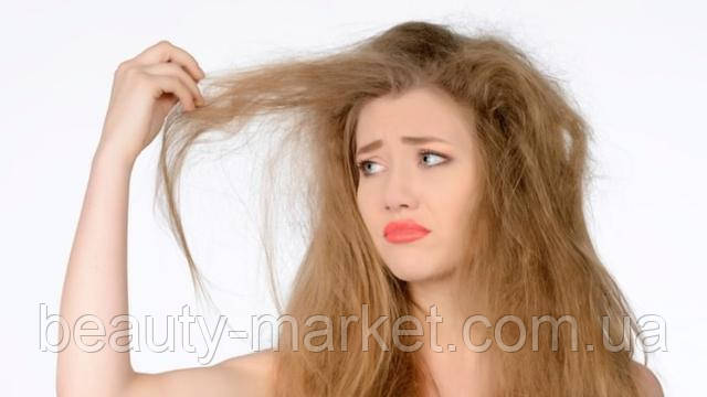 Как восстановить поврежденные волосы.