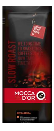 """Кофе в зернах Mocca D""""or Moccaarabica  1000 гр зерно"""