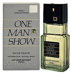 One Man Show - (С Кремом) (100мл), Мужская Туалетная вода  - Оригинал!