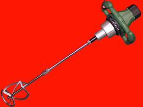 Строительный миксер на 1,3 кВт Протон ЭМ-1300