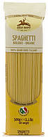 Органические макароны spaghetti, (твердая пшеница), Alce Nero, 500 гр