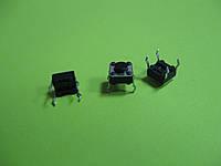 Кнопка тактовая 6x6x4,3 mm DIP 4pin