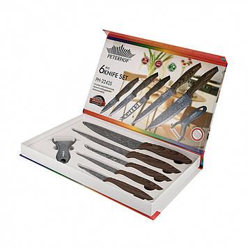 Набір ножів Товарpeterhoff PH 22425