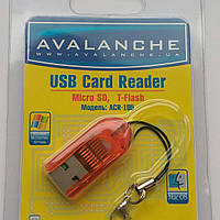 Картридер Avalanche Card reader ACR-105