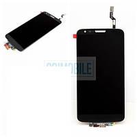 Дисплей + сенсор (модуль) LG D802 G2/ D805 G2 черный оригинал (Китай)