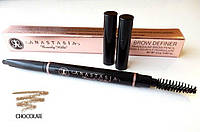 Карандаш для бровей Anastasia Beverly Hills Brow Definer - CHOCOLATE