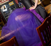 Фатиновая юбка с рюшами, фото 4