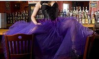 Фатиновая юбка с рюшами, фото 5