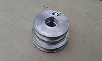Шків мотоблок Нева Ø 25 мм, фото 1