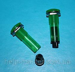 Тримач лампочки зелений