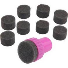 Набор для блендинга XY-611 Nail Gradation Sponge (1шт насадка-спонж и 8шт запасок)