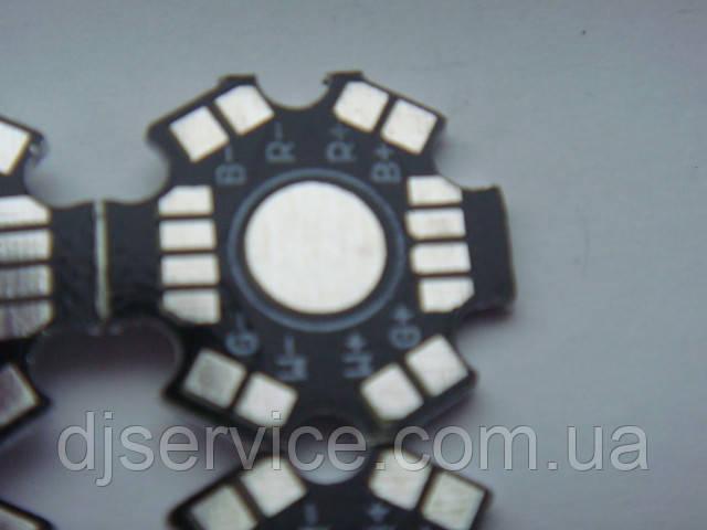 Подложка для LED диод RGBW