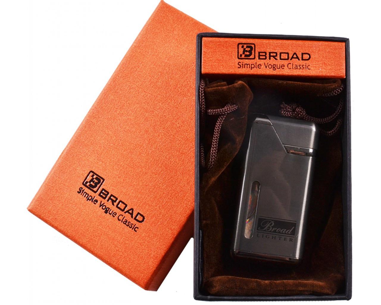 Зажигалка подарочная BROAD №4285-3