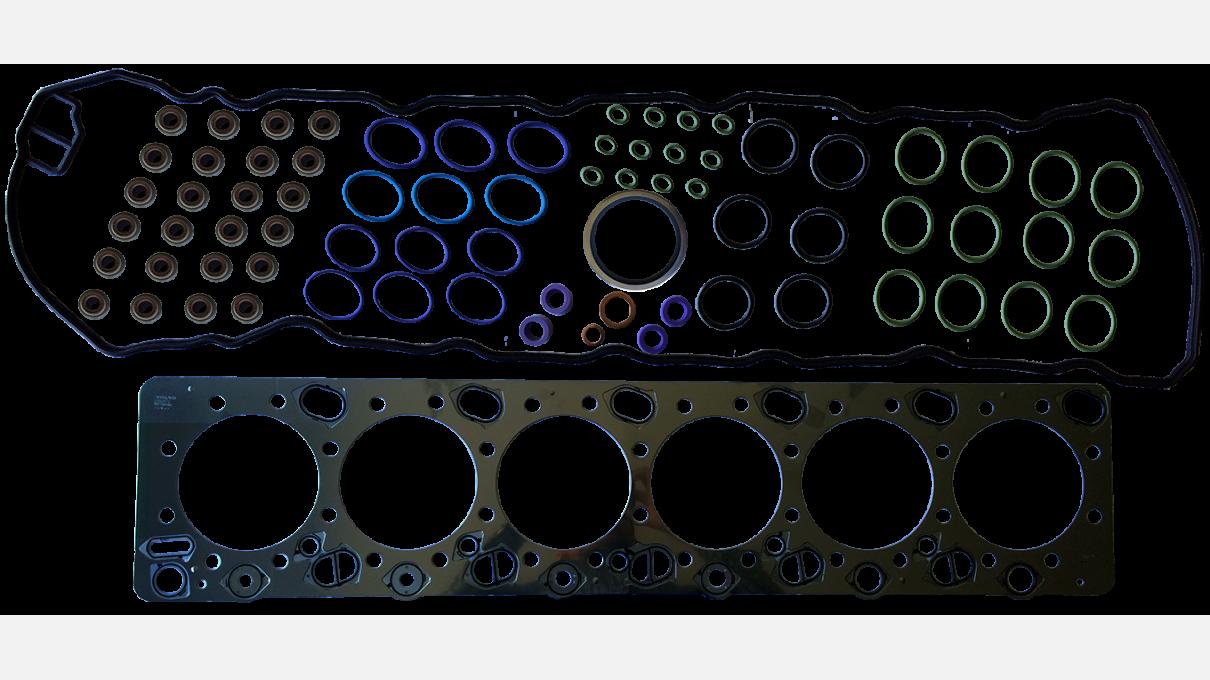 160-RV7441-00 | Верхній набір прокладок RVI DXI13, Volvo (в-во PERFEKT KREIS)