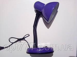 Настольная лампа от сети (разные цвета!!)