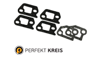 Прокладка водяного колектора к-кт на двигун (4+2шт) DAF XF, CF (в-во PERFEKT KREIS)