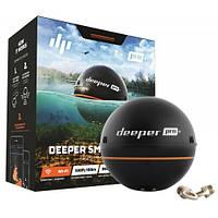 Беспроводной эхолот Deeper Pro+ WiFi+GPS