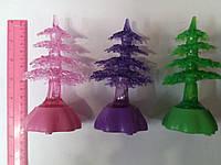 Светящаяся елка 3 вида