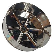 Лійка для димоходу 110 мм з нержавіючої сталі «Версія-Люкс», фото 3