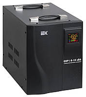 Стабілізатор напруги ІЕК HOME 8 кВА (СНР1-0-8) (IVS20-1-08000)