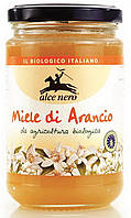 Органический мед апельсиновый, Alce Nero, 400 гр