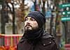 Мужской комплект шапка+шарф бафф I&M - 090211