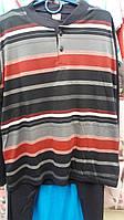 Мужская  трикотажная пижама. Размеры 52-56