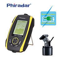 Переносной проводной эхолот Phiradar FF268A
