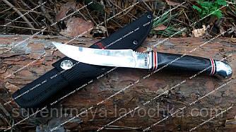 Нож нескладной фикса 604, небольшой надежный