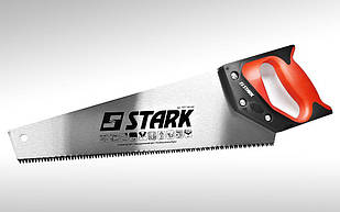 Ножовка по дереву Stark 350 мм средний зуб, 507350007