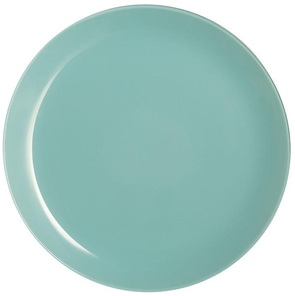 Arty Soft Blue Тарелка обеденная 26 см Luminarc L1122