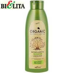 Bielita - Organic Hair Care Шампунь мягкий бессульфатный с фитокератином для волос 500ml